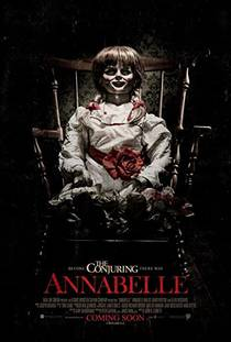 Picture of a movie: Annabelle