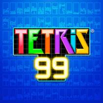 Picture of a game: Tetris 99