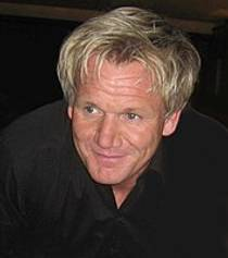 Picture of an author: Gordon Ramsay