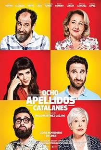 Picture of a movie: Ocho Apellidos Catalanes