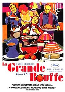Picture of a movie: La Grande Bouffe