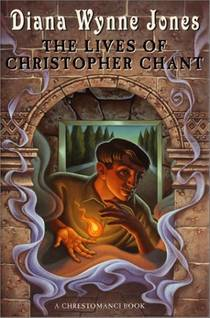 Picture of a book: The Lives Of Christopher Chant
