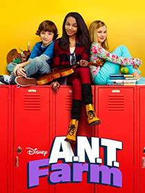 Picture of a TV show: A.N.T. Farm