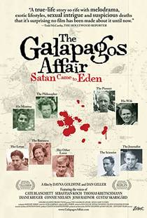 Picture of a movie: The Galapagos Affair: Satan Came to Eden