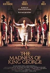 Picture of a movie: The Madness Of King George
