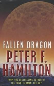 Picture of a book: Fallen Dragon