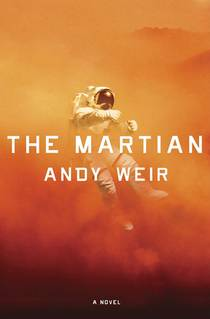 Picture of a book: The Martian