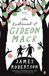 Picture of a book: The Testament Of Gideon Mack