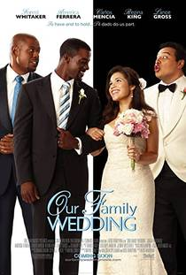 Picture of a movie: Our Family Wedding