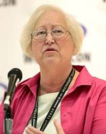 Picture of an author: Connie Willis