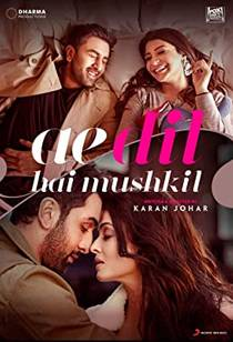 Picture of a movie: Ae Dil Hai Mushkil