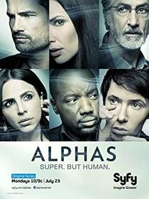 Picture of a TV show: Alphas