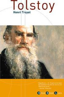 Picture of a book: Tolstoy