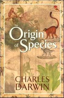Picture of a book: The Origin of Species