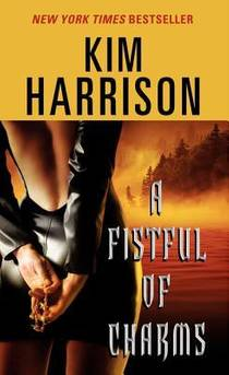 Picture of a book: A Fistful Of Charms