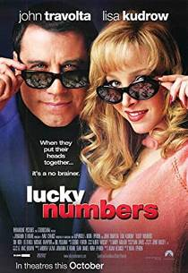 Picture of a movie: Lucky Numbers