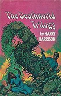 Picture of an author: Harry Harrison