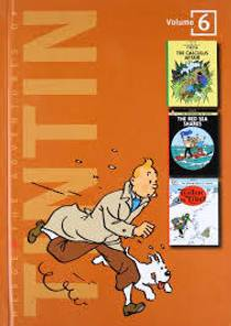 Picture of a book: The Adventures Of Tintin, Vol. 6: The Calculus Affair / The Red Sea Sharks / Tintin In Tibet