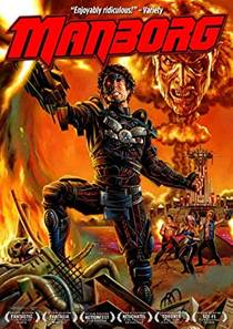 Picture of a movie: Manborg