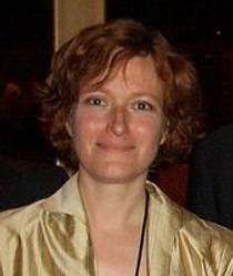 Picture of an author: Mary Robinette Kowal