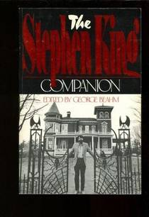 Picture of a book: The Stephen King Companion