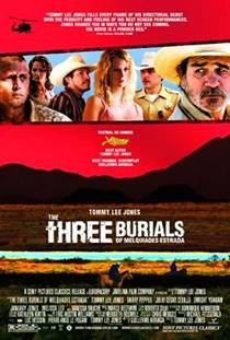 Picture of a movie: Three Burials