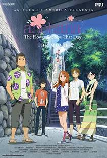 Picture of a movie: Anohana: The Flower We Saw That Day - The Movie