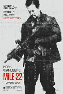 Picture of a movie: Mile 22