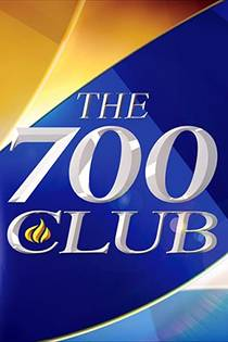 Picture of a TV show: The 700 Club