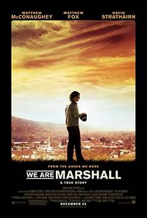 Picture of a movie: We Are Marshall