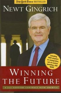 Picture of a book: Winning the Future: A 21st Century Contract With America