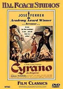 Picture of a movie: Cyrano De Bergerac