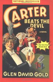 Picture of a book: Carter Beats The Devil