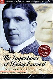 Picture of a book: The Importance Of Being Earnest
