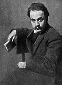 Picture of an author: Kahlil Gibran