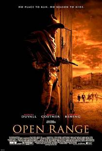 Picture of a movie: Open Range