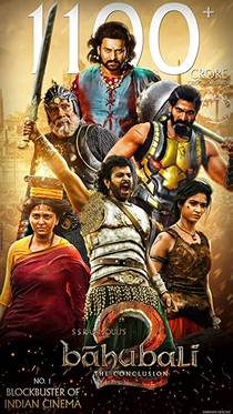 Picture of a movie: Baahubali 2: The Conclusion