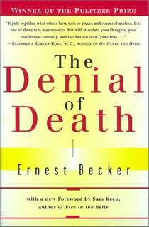Picture of a book: The Denial Of Death
