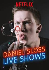 Picture of a TV show: Daniel Sloss: Live Shows