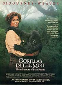 Picture of a movie: Gorillas In The Mist: The Story Of Dian Fossey