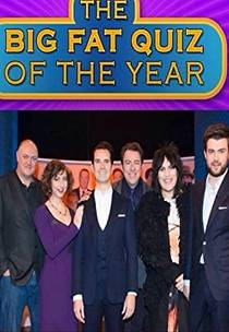 Picture of a TV show: The Big Fat Quiz Of The Year