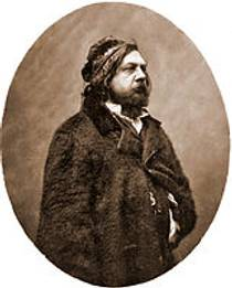 Picture of an author: Théophile Gautier
