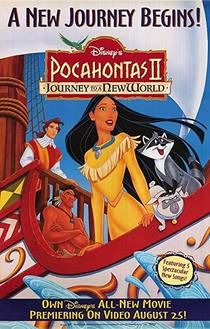 Picture of a movie: Pocahontas II: Journey To A New World