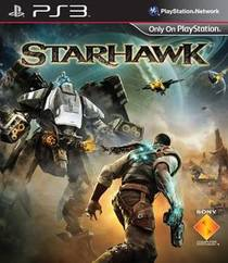 Picture of a game: Starhawk