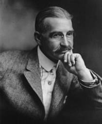 Picture of an author: L. Frank Baum