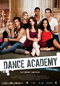 Picture of a TV show: Dance Academy