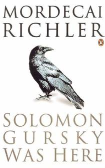 Picture of a book: Solomon Gursky Was Here
