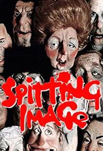 Picture of a TV show: Spitting Image