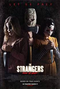 Picture of a movie: The Strangers: Prey At Night
