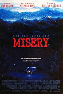 Picture of a movie: Misery